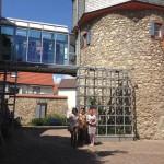 La Kunstturm din Flörsheim, 26.07.2015 ...