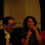 Gianina Iconaru, Ştefan Abrudan şi