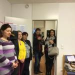 în cabinet la dna dr. Marinescu (Offenbach centru)