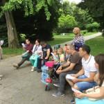 Cântare ARO în Metzlerpark