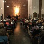 Andreas Adam präsentiert die Konzert Interpreten