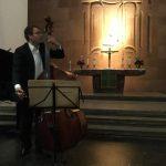 Cristian Braica, Vorspieler Kontrabass bei hr-Sinfonieorchester Frankfurt