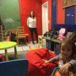 Action în camera de alături sub supravegherea Loredanei Pavel.
