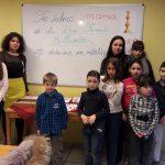 Au lucrat cot la cot cu copiii: arhitect Delia Stieber, Antuanela Moraru-Fink, Elena Cornienco, învăţătoare