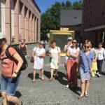 27.05.2017: vizită ghidată oferită de Muzeul de Istorie din Frankfurt