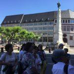 Primul parlament german...